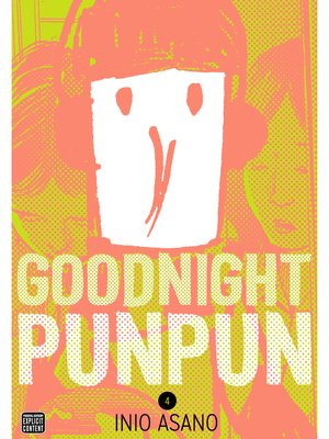 cover image of Goodnight Punpun, Volume 4