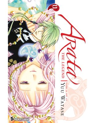 cover image of Arata: The Legend, Volume 11