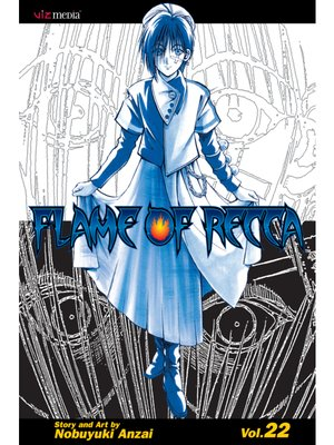 cover image of Flame of Recca, Volume 22