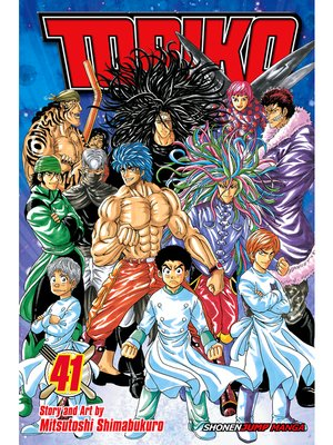 cover image of Toriko, Volume 41