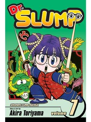 cover image of Dr. Slump, Volume 7