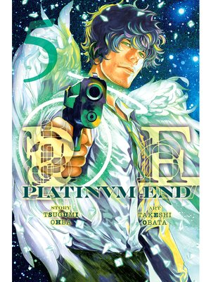 cover image of Platinum End, Volume 5