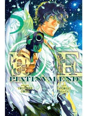 cover image of Platinum End, Volume 5