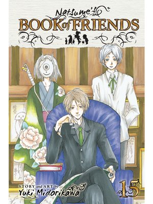 cover image of Natsume's Book of Friends, Volume 15