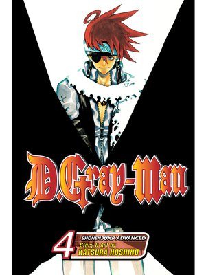 cover image of D.Gray-man, Volume 4
