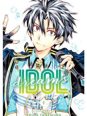cover image of Idol Dreams, Volume 4
