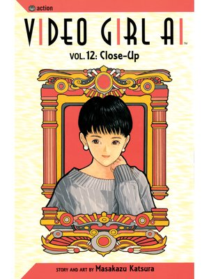 cover image of Video Girl Ai, Volume 12