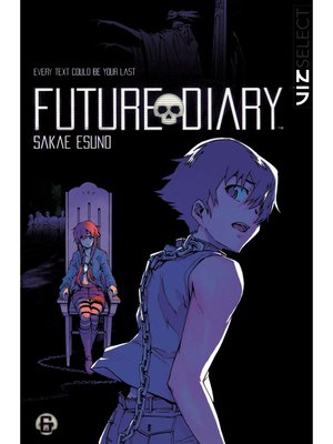 cover image of Future Diary, Volume 6