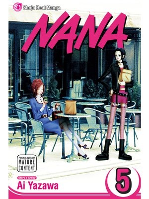 cover image of Nana, Volume 5
