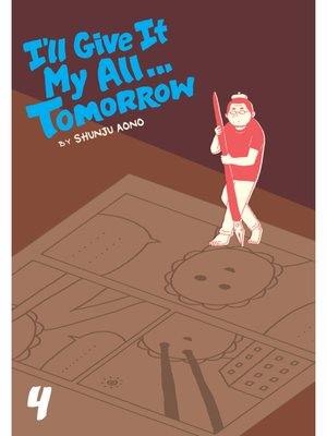 cover image of I'll Give It My All...Tomorrow, Volume 4