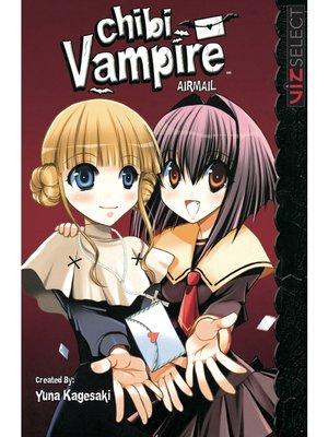 cover image of Chibi Vampire Airmail