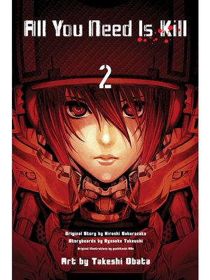 cover image of All You Need is Kill, Volume 2
