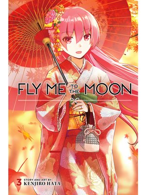 cover image of Fly Me to the Moon, Volume 3