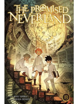 cover image of The Promised Neverland, Volume 13