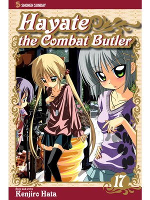 cover image of Hayate the Combat Butler, Volume 17