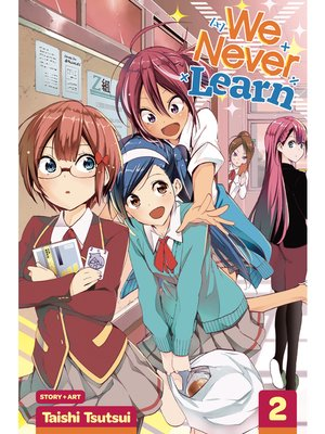 cover image of We Never Learn, Volume 2
