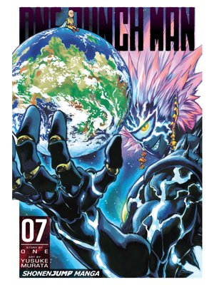 cover image of One-Punch Man, Volume 7