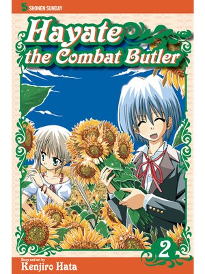 cover image of Hayate the Combat Butler, Volume 2