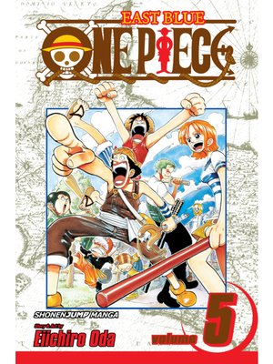 cover image of One Piece, Volume 5