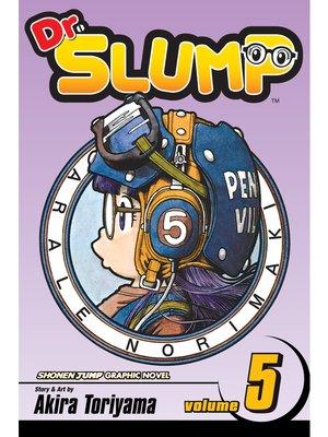 cover image of Dr. Slump, Volume 5