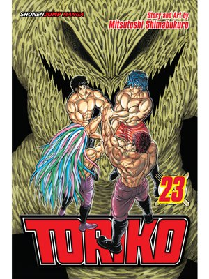 cover image of Toriko, Volume 23