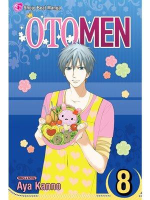 cover image of Otomen, Volume 8