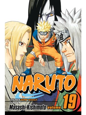 cover image of Naruto, Volume 19