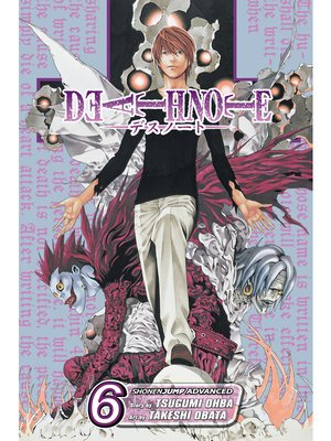 cover image of Death Note, Volume 6