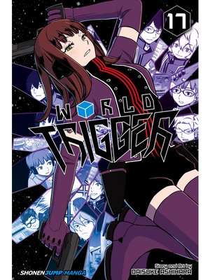 cover image of World Trigger, Volume 17