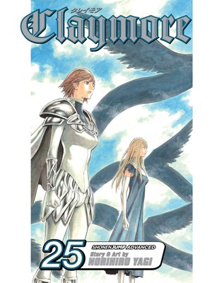 cover image of Claymore, Volume 25