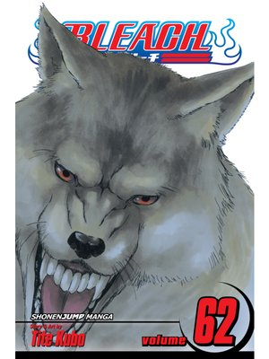 cover image of Bleach, Volume 62