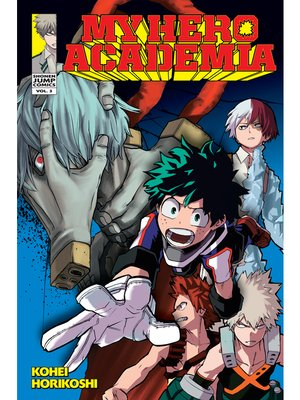 cover image of My Hero Academia, Volume 3