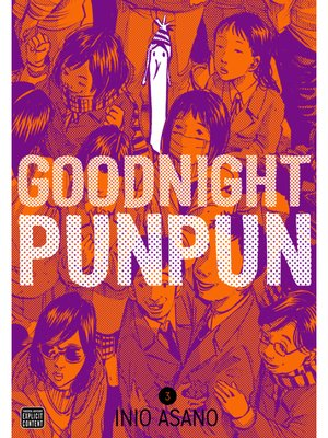 cover image of Goodnight Punpun, Volume 3