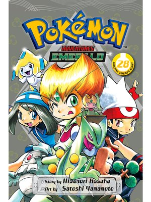 cover image of Pokémon Adventures, Volume 28
