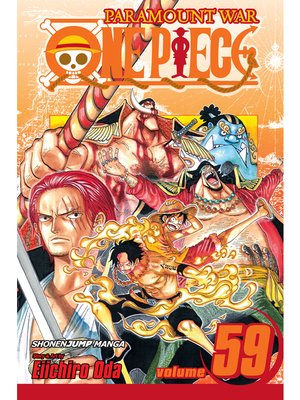 cover image of One Piece, Volume 59