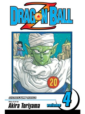 cover image of Dragon Ball Z, Volume 4