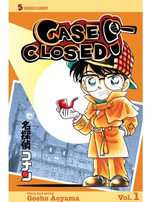 cover image of Case Closed, Volume 1