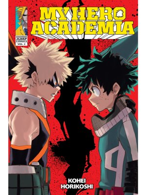 cover image of My Hero Academia, Volume 2