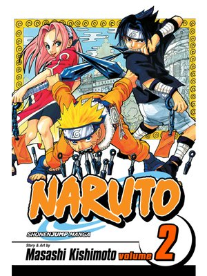 cover image of Naruto, Volume 2
