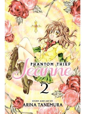cover image of Phantom Thief Jeanne, Volume 2