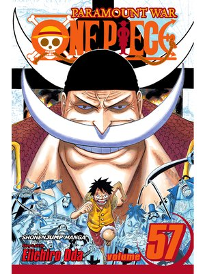 cover image of One Piece, Volume 57