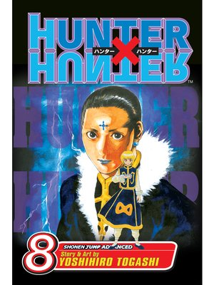 cover image of Hunter x Hunter, Volume 8