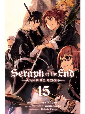 cover image of Seraph of the End, Volume 15
