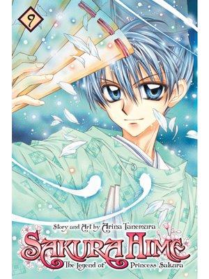 cover image of Sakura Hime: The Legend of Princess Sakura, Volume 9