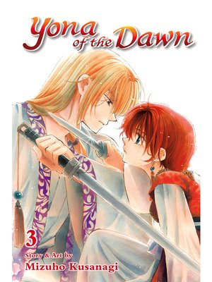 cover image of Yona of the Dawn, Volume 3