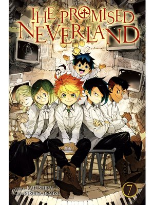 cover image of The Promised Neverland, Volume 7