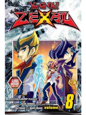 cover image of Yu-Gi-Oh! Zexal, Volume 8