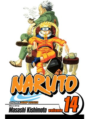 cover image of Naruto, Volume 14