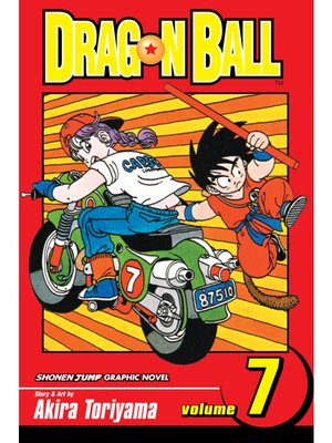 cover image of Dragon Ball, Volume 7