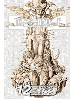 cover image of Death Note, Volume 12